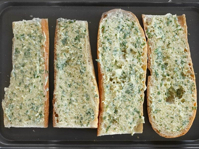 Garlic Bread Ready to Bake