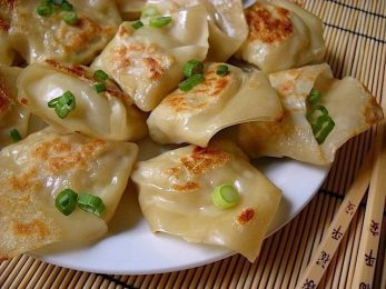 Pork & Ginger Potstickers