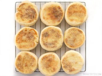 English Muffins Above