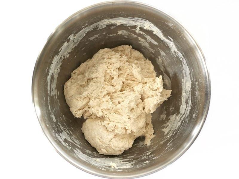 Shaggy No-Knead Bread Dough