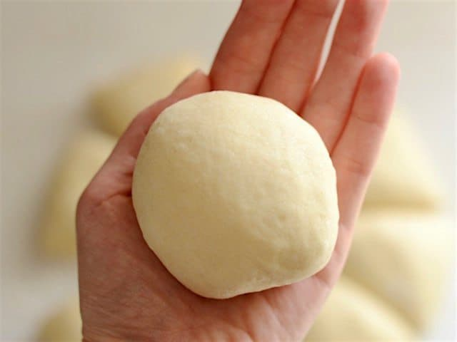 Shape Dough Balls