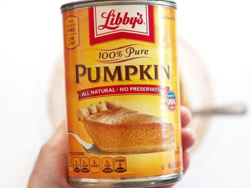 Canned Pumpkin Purée