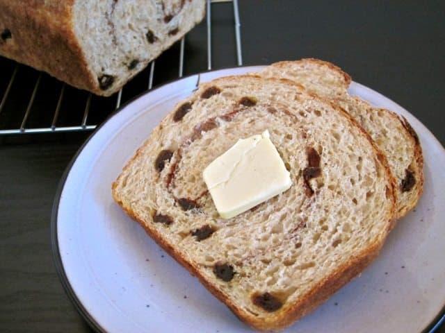 Cinnamon Raisin Bread - Budget Bytes