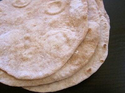 flour tortillas v.2.0 (low fat)