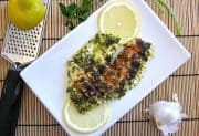 Quick Lemon Garlic Fish