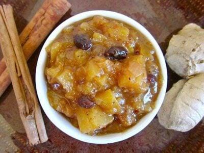 Pineapple Mango Chutney