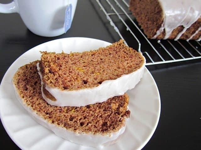 Lemon Spice Cake