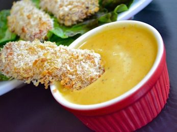 Honey Mustard Chicken Strips