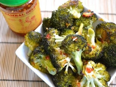 Broccoli Sambal
