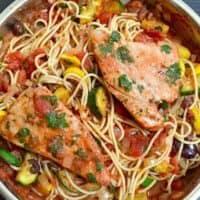 Mediterranean Tuna - Budget Bytes