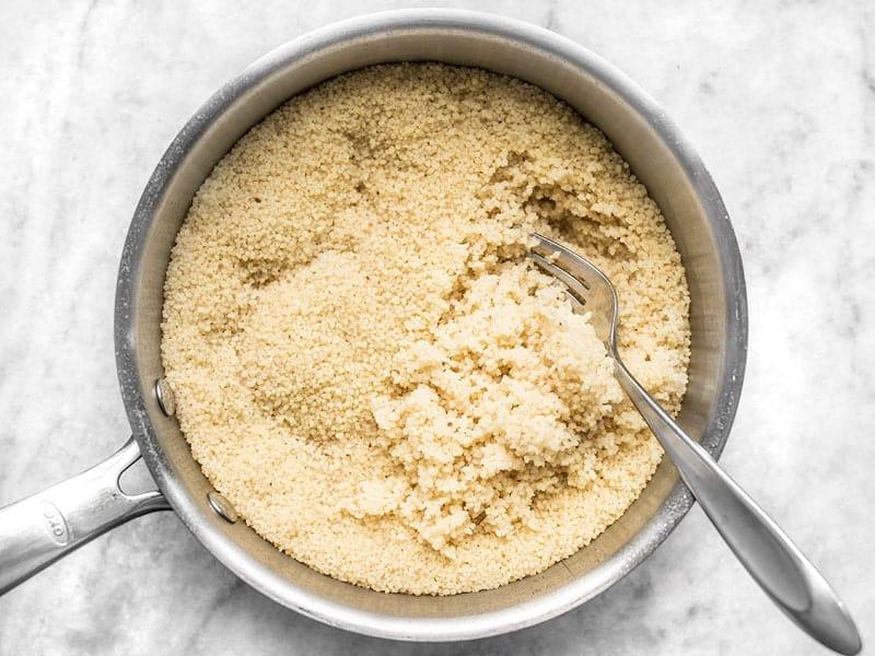 Fluff Couscous