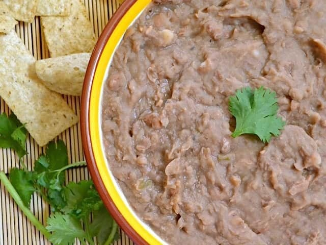 Not) Refried Beans - Budget Bytes
