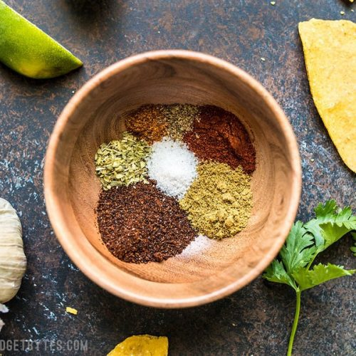 Quick Easy Homemade Taco Seasoning Budget Bytes