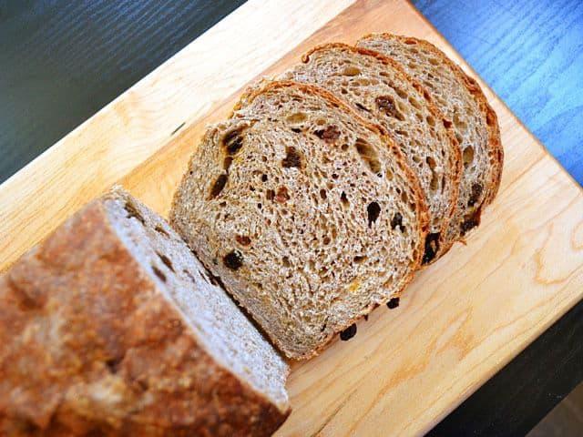 Raisin Spice Bread