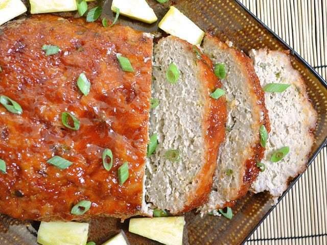 Recipes Turkey Meatloaf Food Network