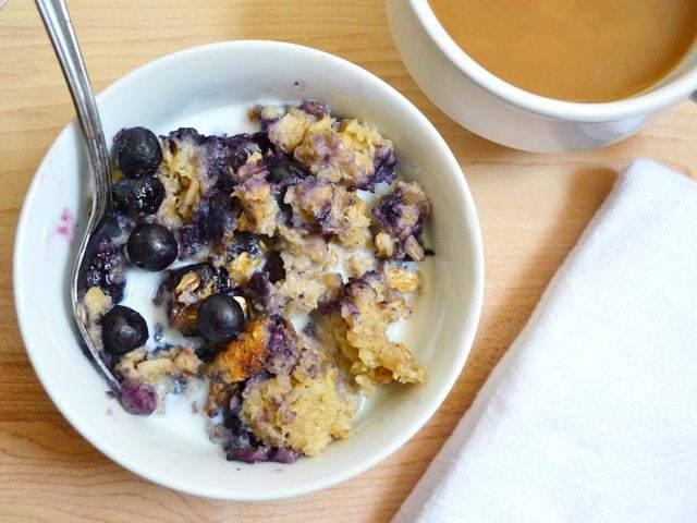 Blueberry Banana Baked Oatmeal - Budget Bytes