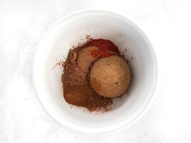 Aztec Cocoa Spices