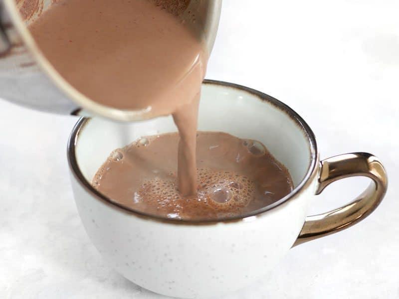 Aztec Cocoa Pour