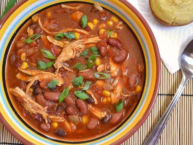 Chipotle Chicken Chile