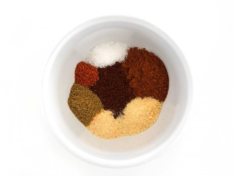 Fajita Seasoning Mix for Easy Oven Fajitas Recipe