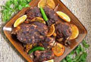 slow cooker jerk chicken