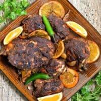 Jerk Chicken Platter - Budget Bytes