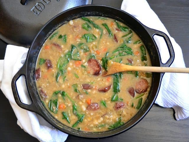 Navy Bean Soup I Recipes — Dishmaps