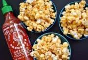 Sriracha Caramel Corn