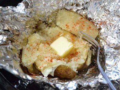 Slow Cooke Potatoes