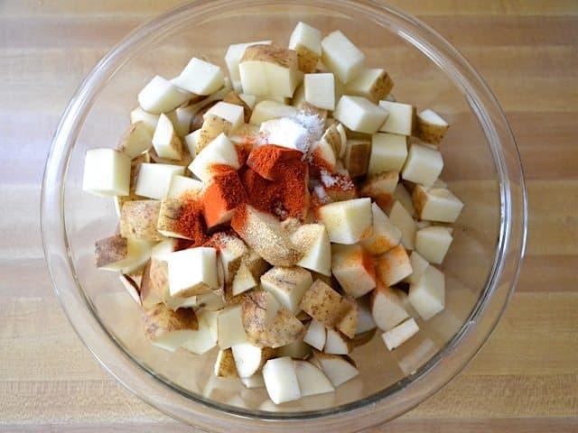 Season Potatoes