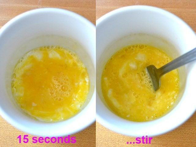 cook 15 seconds