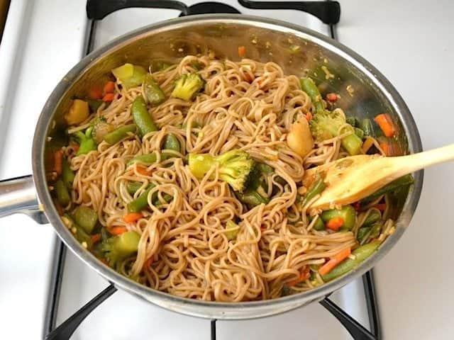 Add Noodles