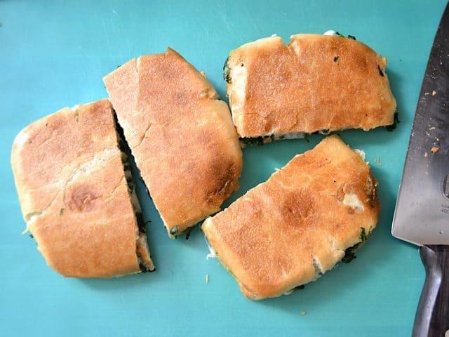 Cut Sandwiches