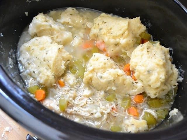 Break Apart Dumplings