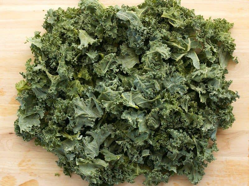 Prepare Kale