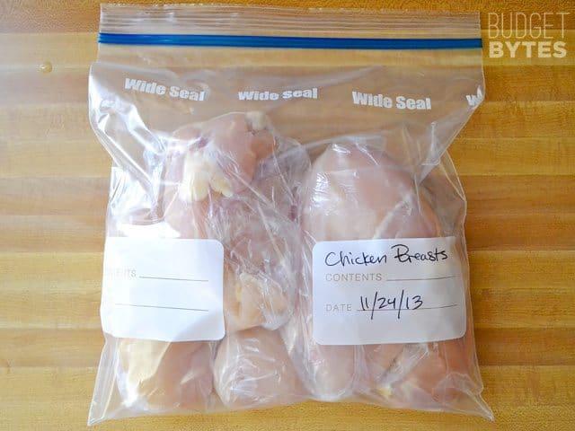 how to keep prawn fresh in freezer