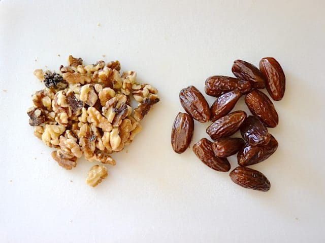 Walnuts and Dates