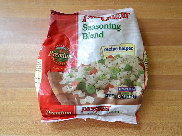 Package of Seasoning Blend