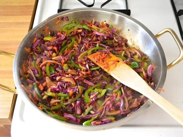 Add Stir Fry Sauce