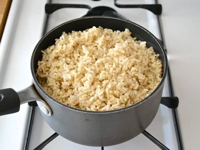 Fluffed Rice