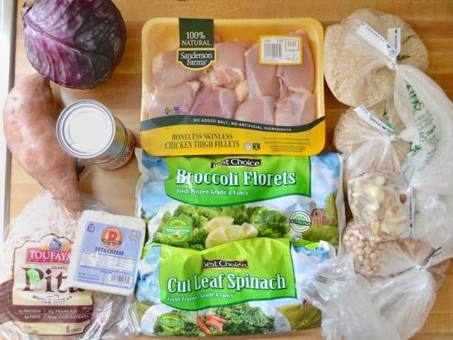 SNAP Challenge Week 1 Groceries
