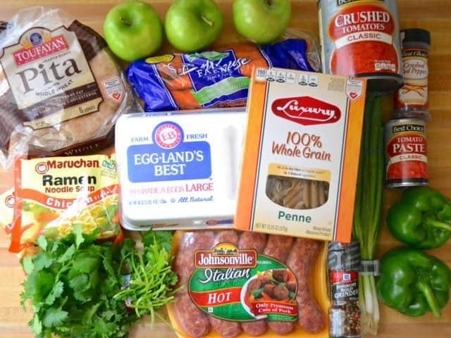 SNAP Challenge Week 3 Groceries