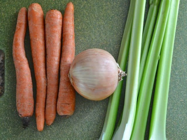 Carrot Onion Celery