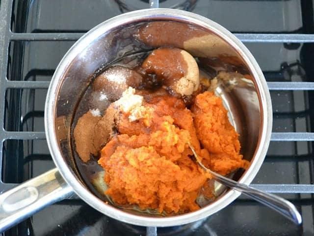 Pumpkin Spice Mixture