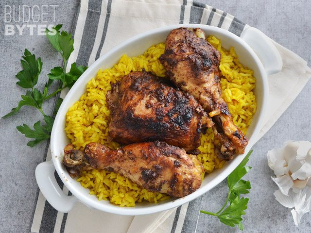 Slow Cooker 5 Spice Chicken - Budgetbytes.com