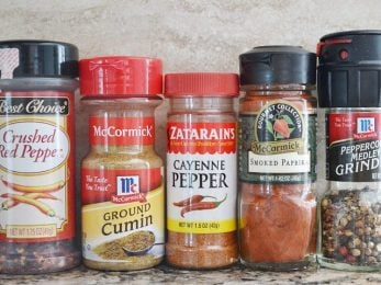 Pantry Staples and Essentials - Herbs and Spices