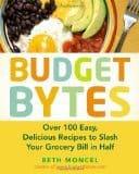 Budget Bytes Cookbook