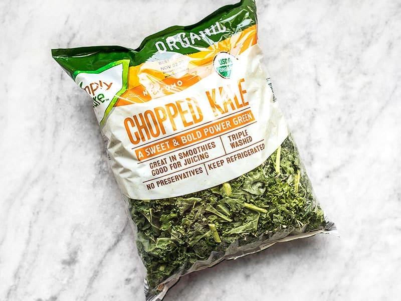 Bagged Chopped Kale