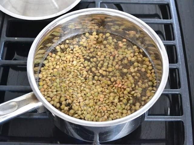 Cook Lentils