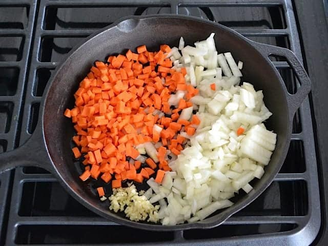 Sauté Vegetables